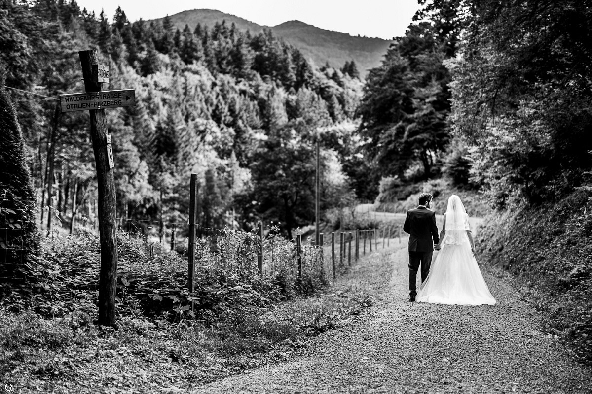 Hochzeitsfotos in Freiburg