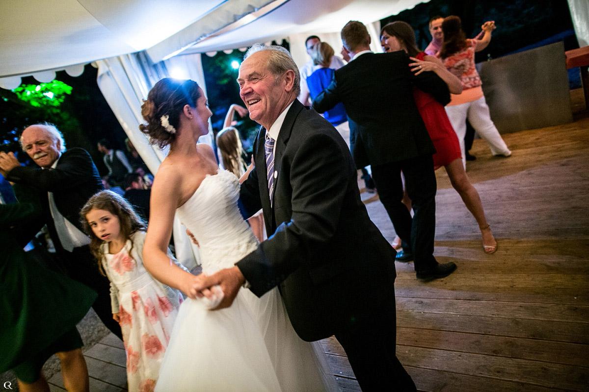 Vater-Tochter-Tanz