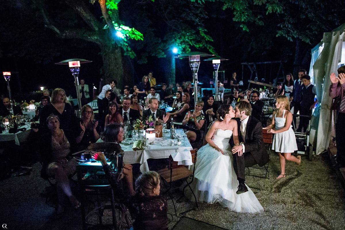 Hochzeitsfeier in Freiburg
