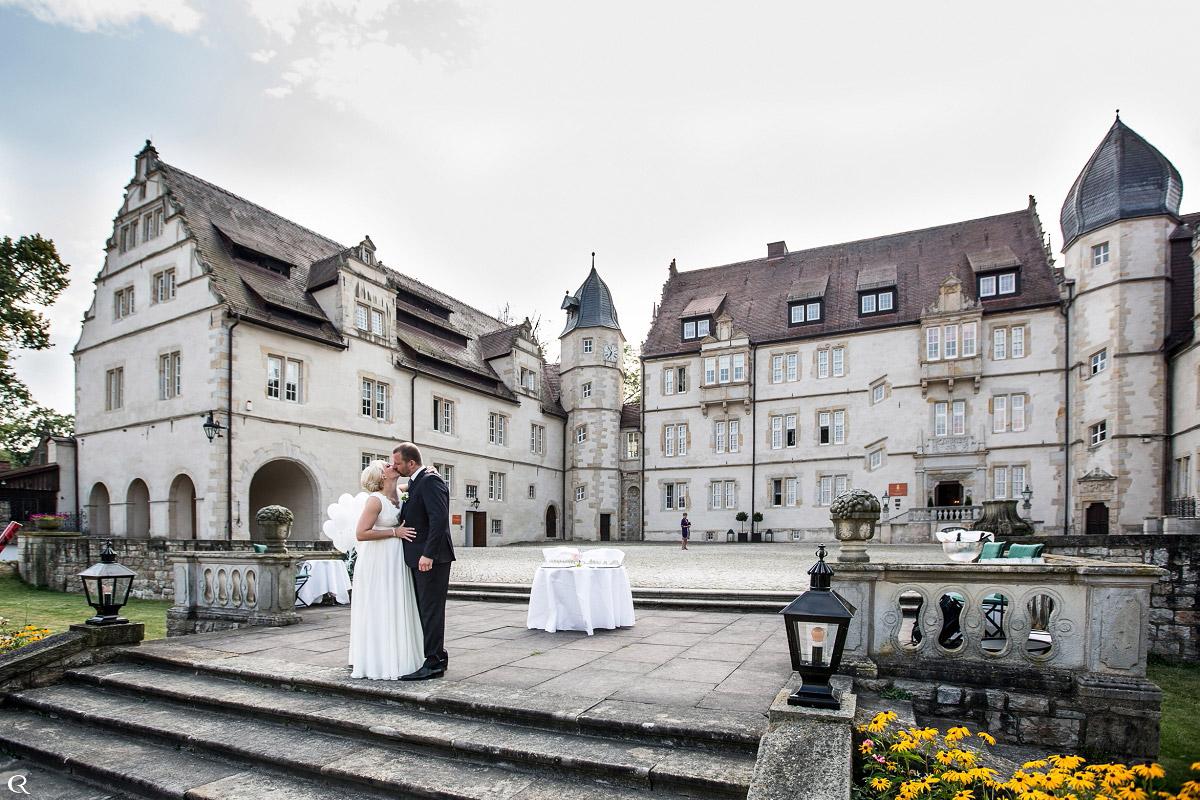 Hochzeit Schloss Münchhausen