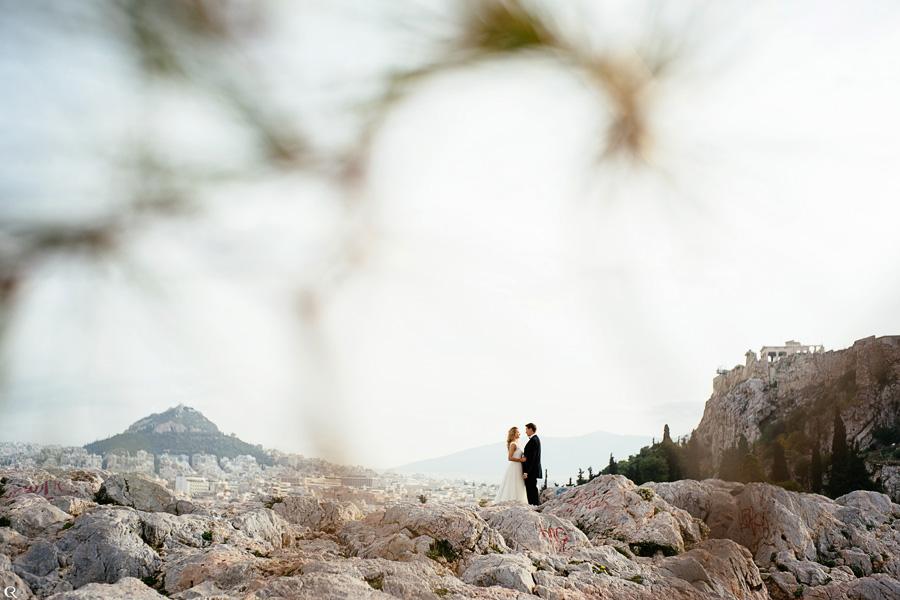 Hochzeitsfotografie Athen
