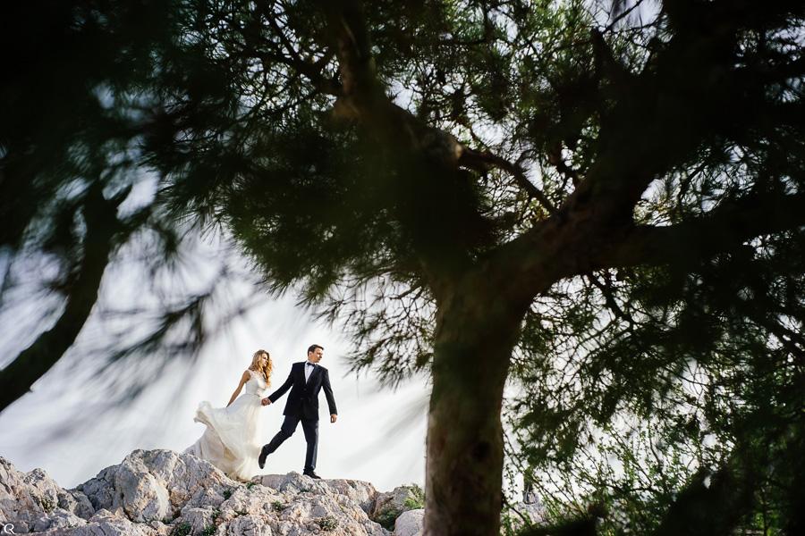 Athen Hochzeitsfotografie