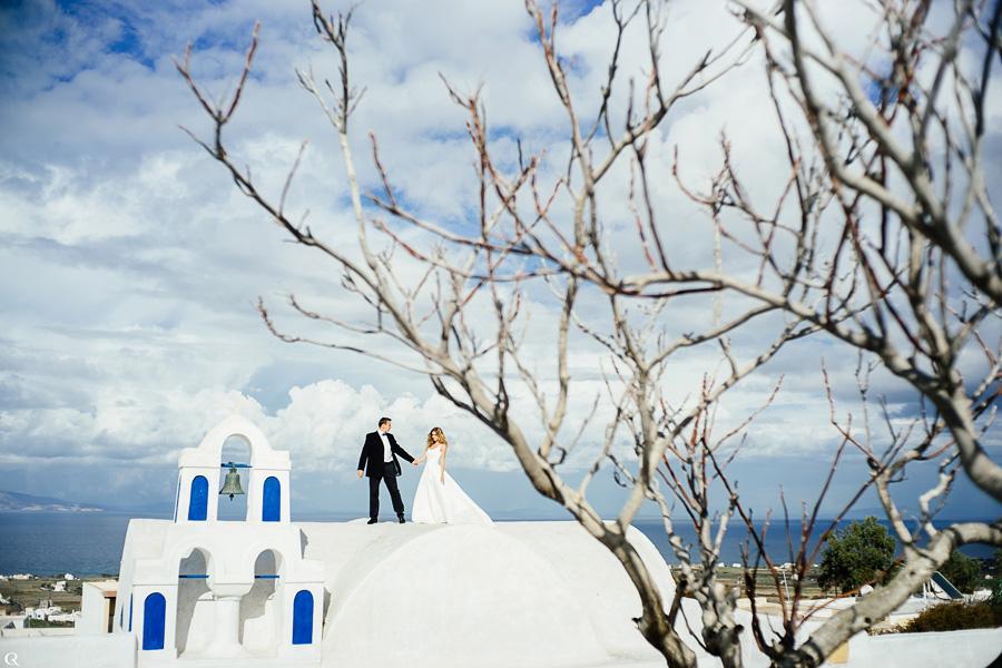 Hochzeit Santorini