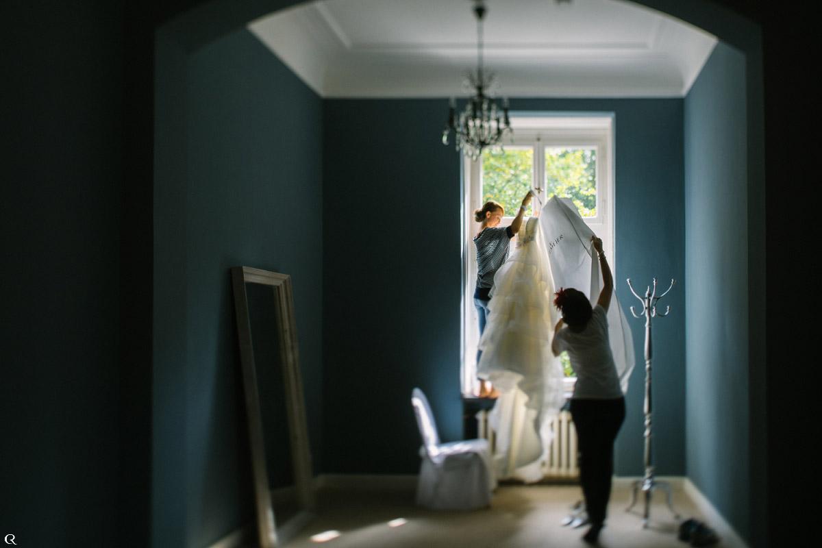 märchenhafte Hochzeit