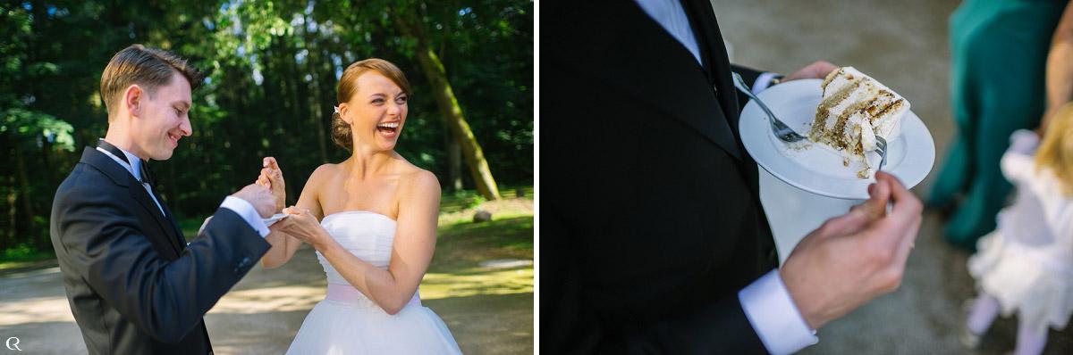 Hochzeit Schattenfoto