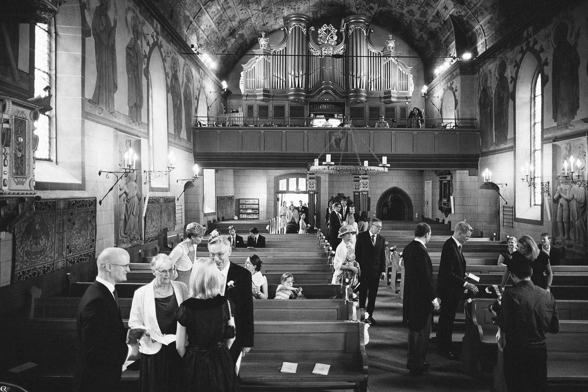 Hochzeit in Johanniskirche