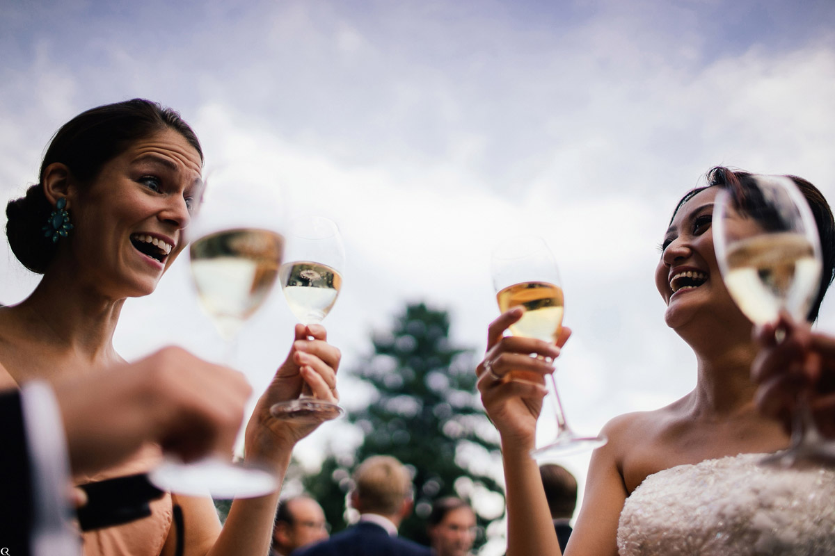 Ganztagesreportage Hochzeit