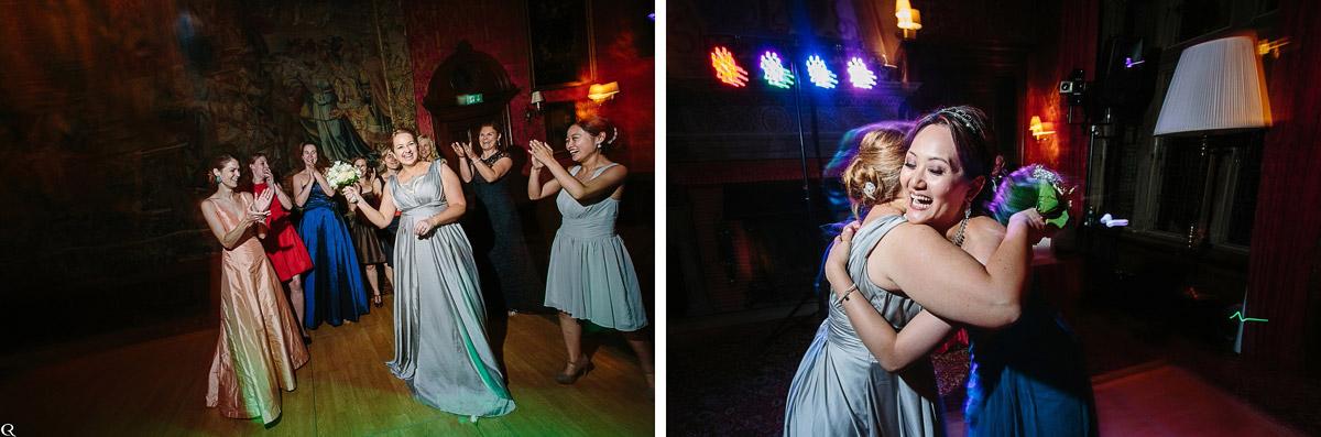 Brautstrauß Moment