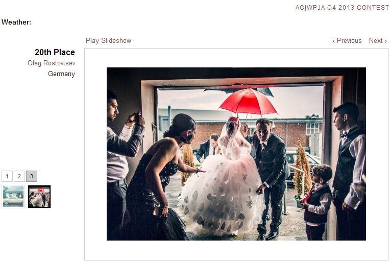 Hochzeitsfotos wetter