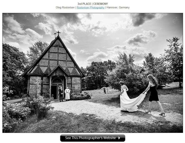 Hochzeitsfotografie Contest ISPWP