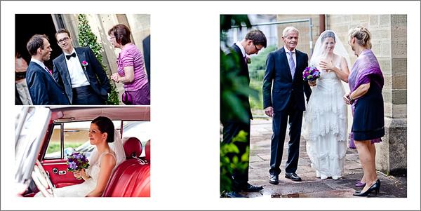 Italien Hochzeitsalben