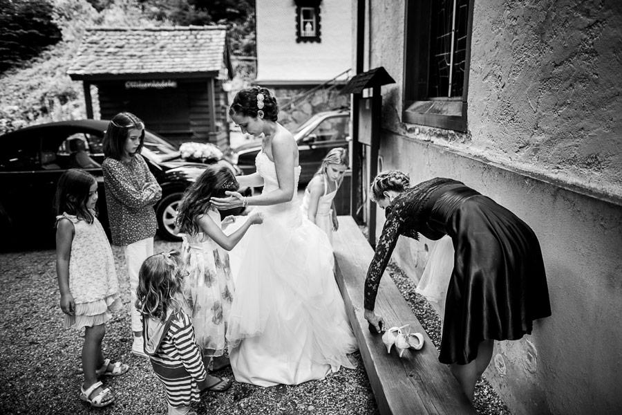 Hochzeitreportage