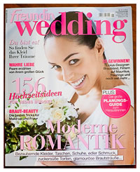 Freundin Wedding Magazine