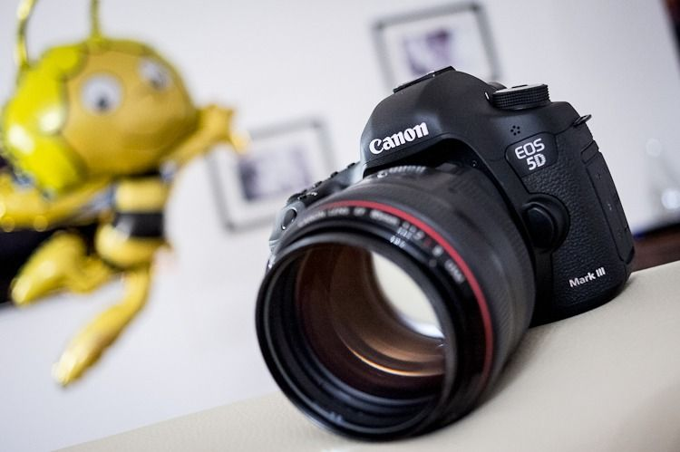Canon 5d Mark III Review und test bilder