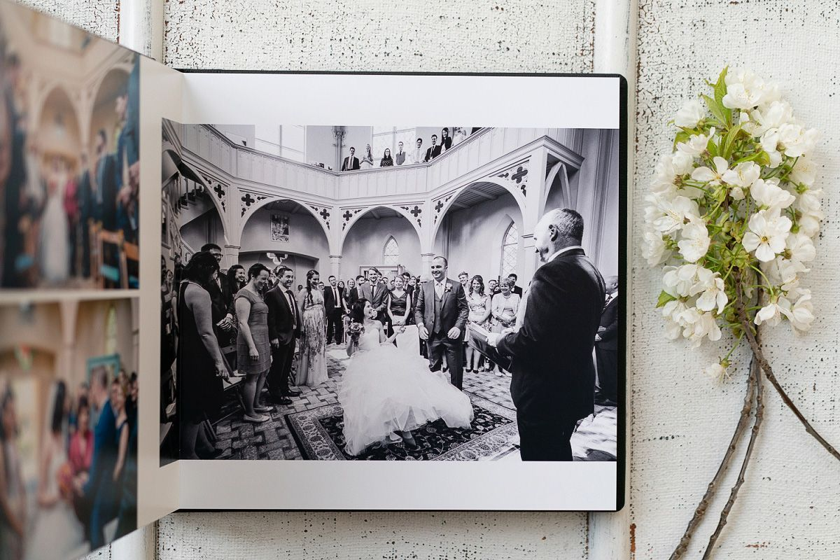 Buy wedding albums or books