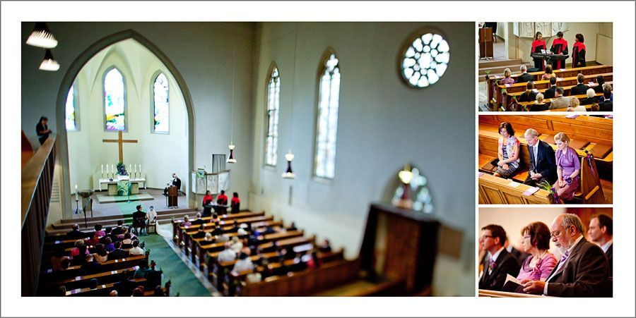 heiraten in Kirche