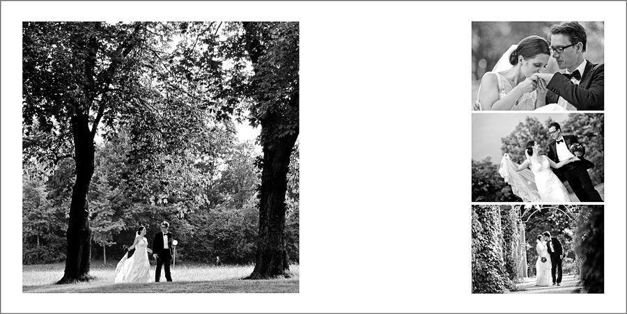 Hochzeitsfotos Album