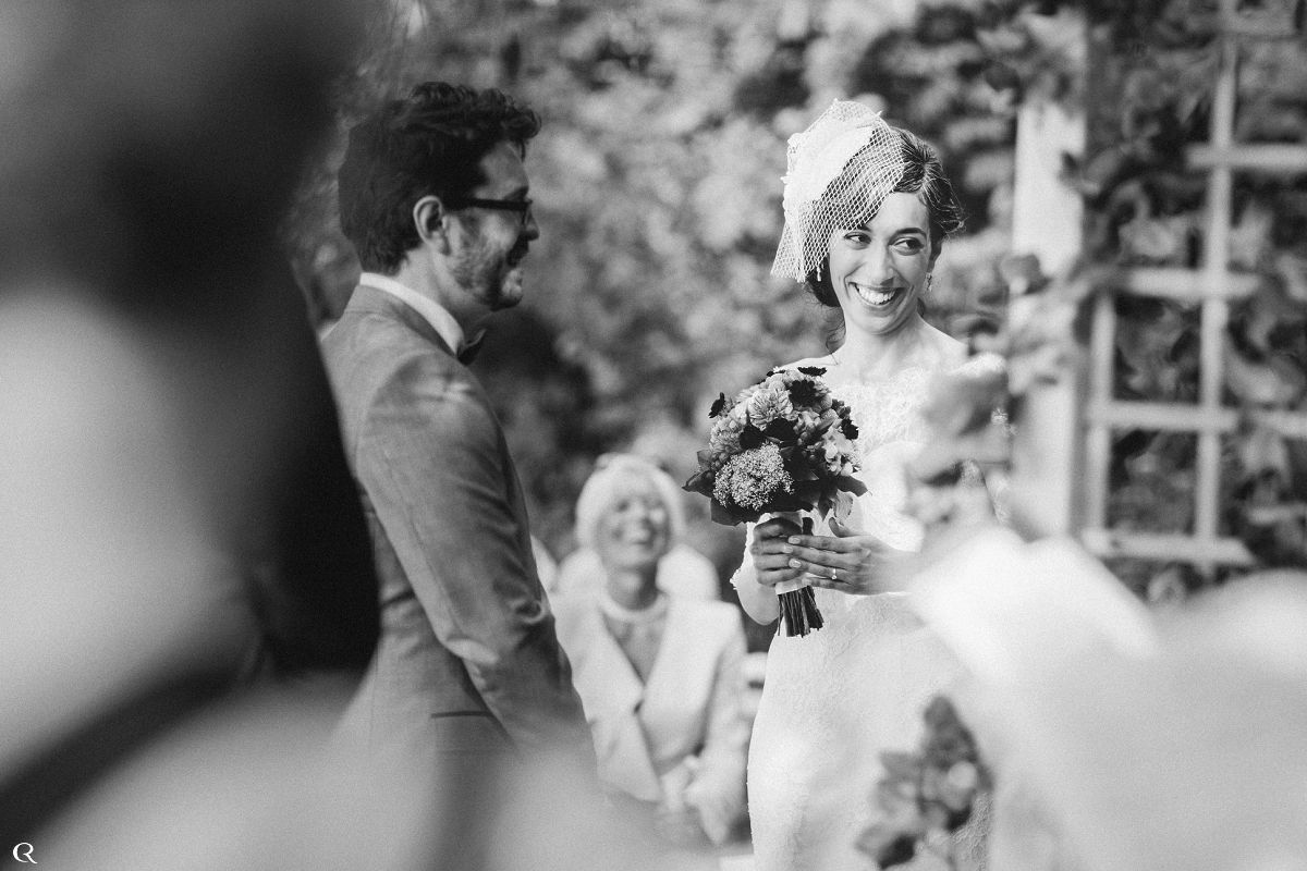 Hochzeit im Wald
