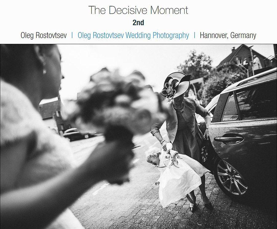 Hochzeitsmomente Momentaufnahme