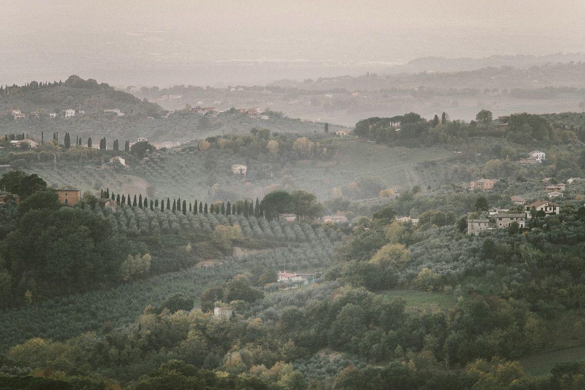 Flitterwochen in Toskana