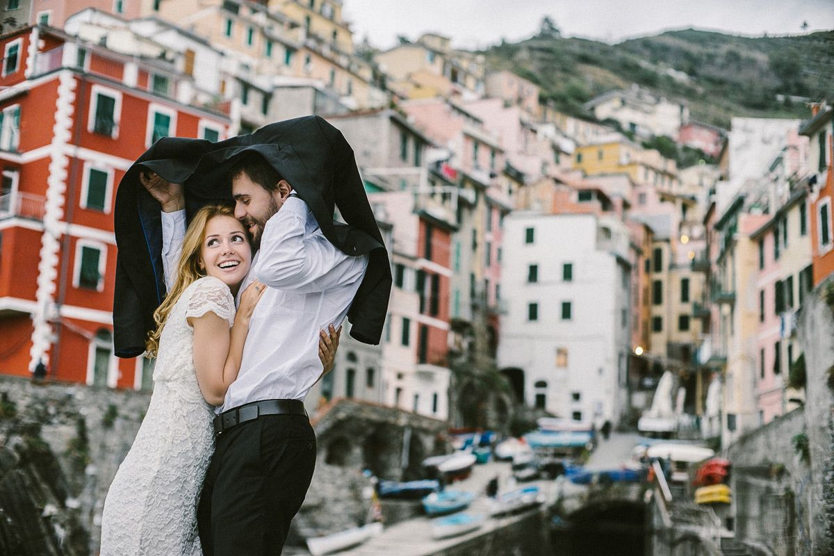 Riomaggiore wedding pictures
