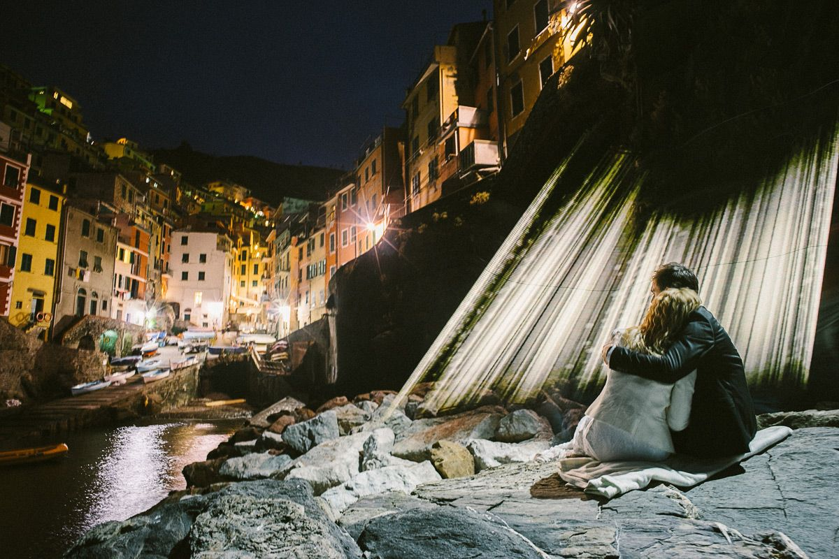 Riomaggiore honeymoon