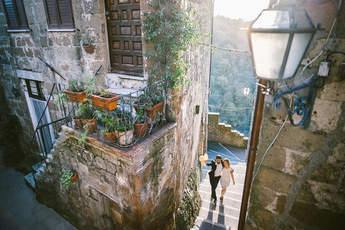 wedding Pitigliano