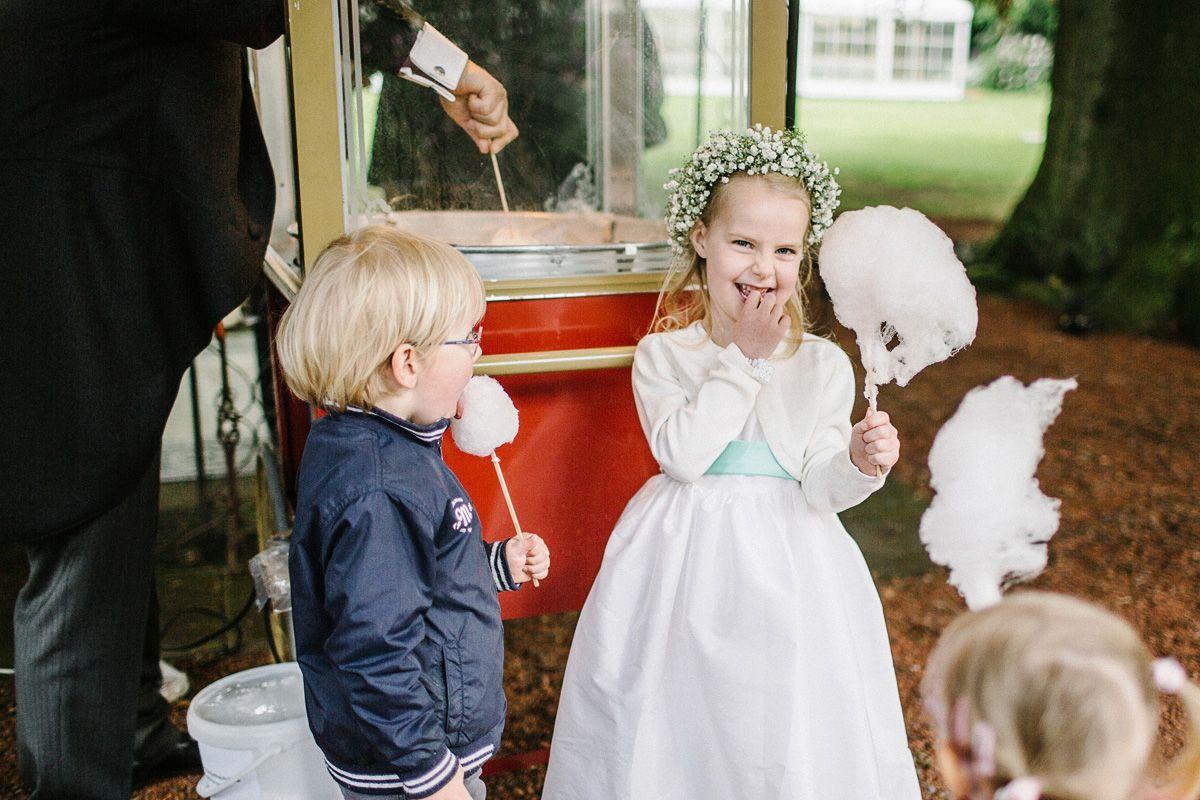 Hochzeit zuckerwatte