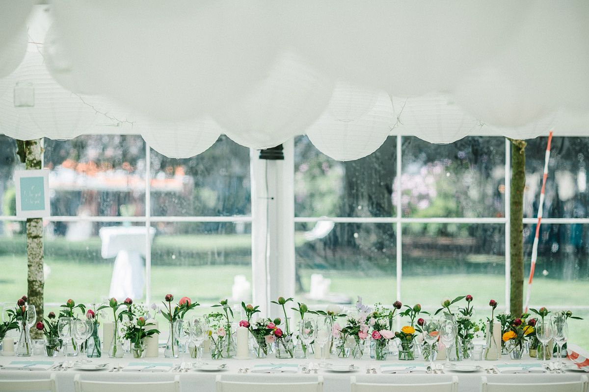 DIY Hochzeitsdeko