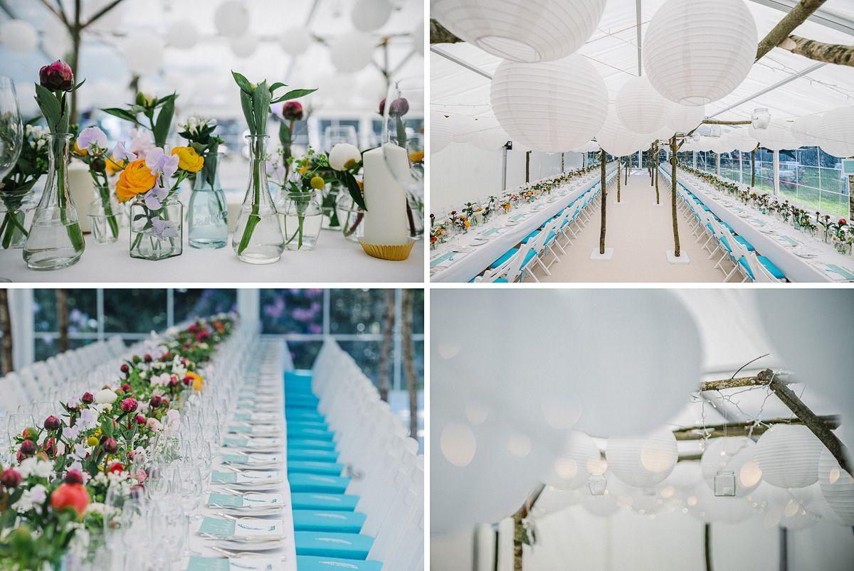 DIY Hochzeitsdekoration
