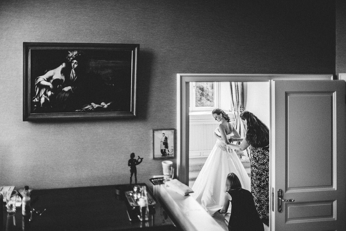 Hochzeit Zürich