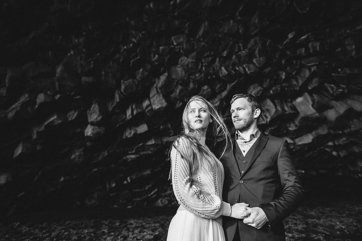 Iceland wedding, Island shooting, Iceland Vik