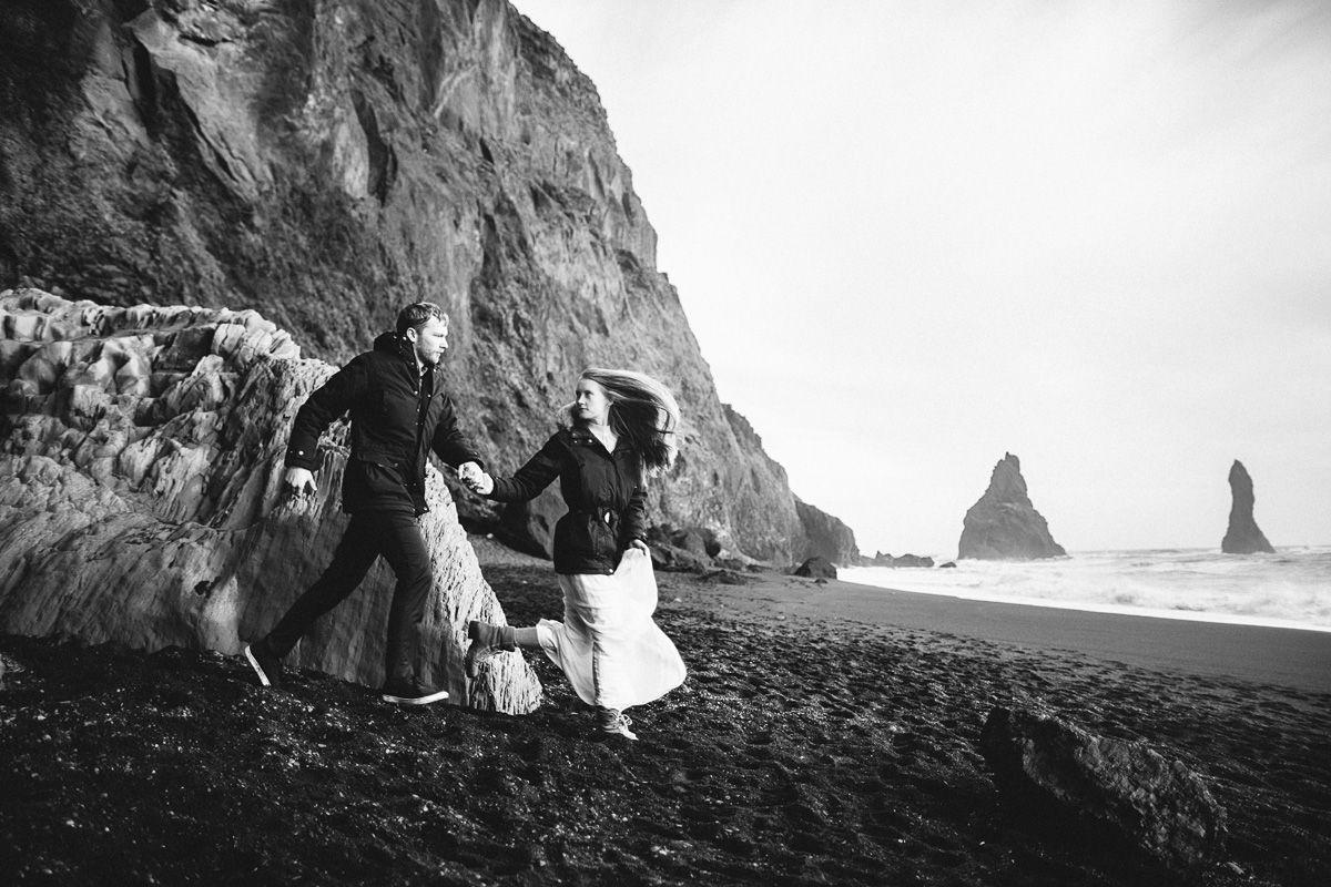 vik wedding, island shooting, iceland photos