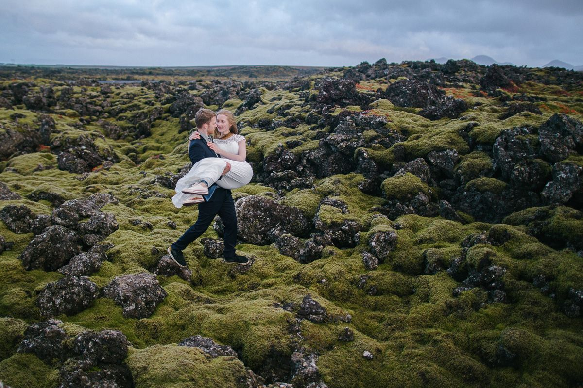 Honeymoon In Iceland