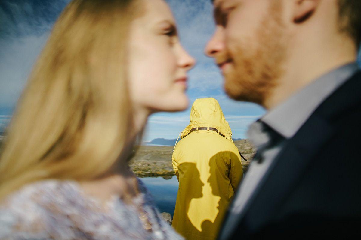 свадебные фотографии в Исландии