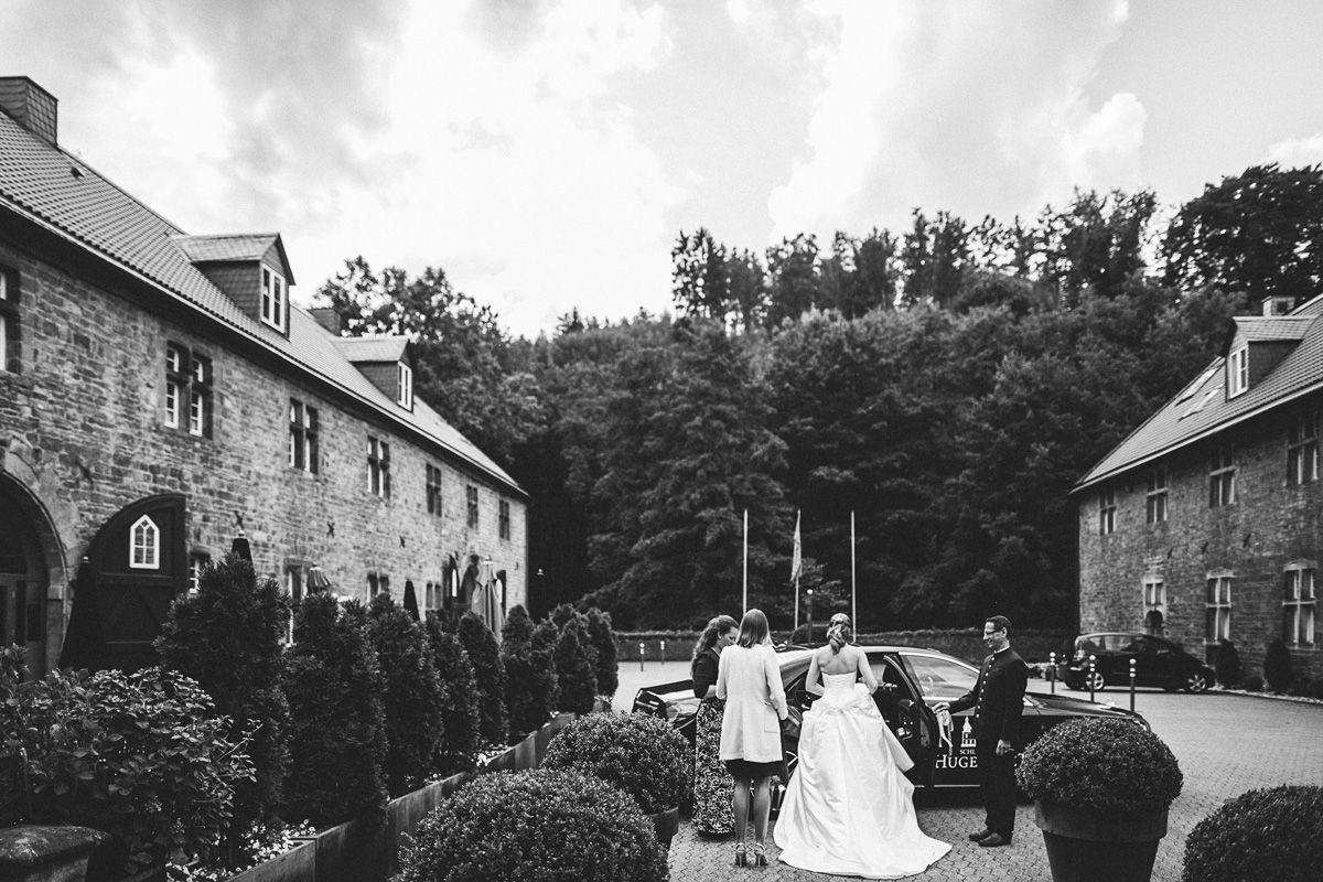 Reportage ihrer Hochzeit