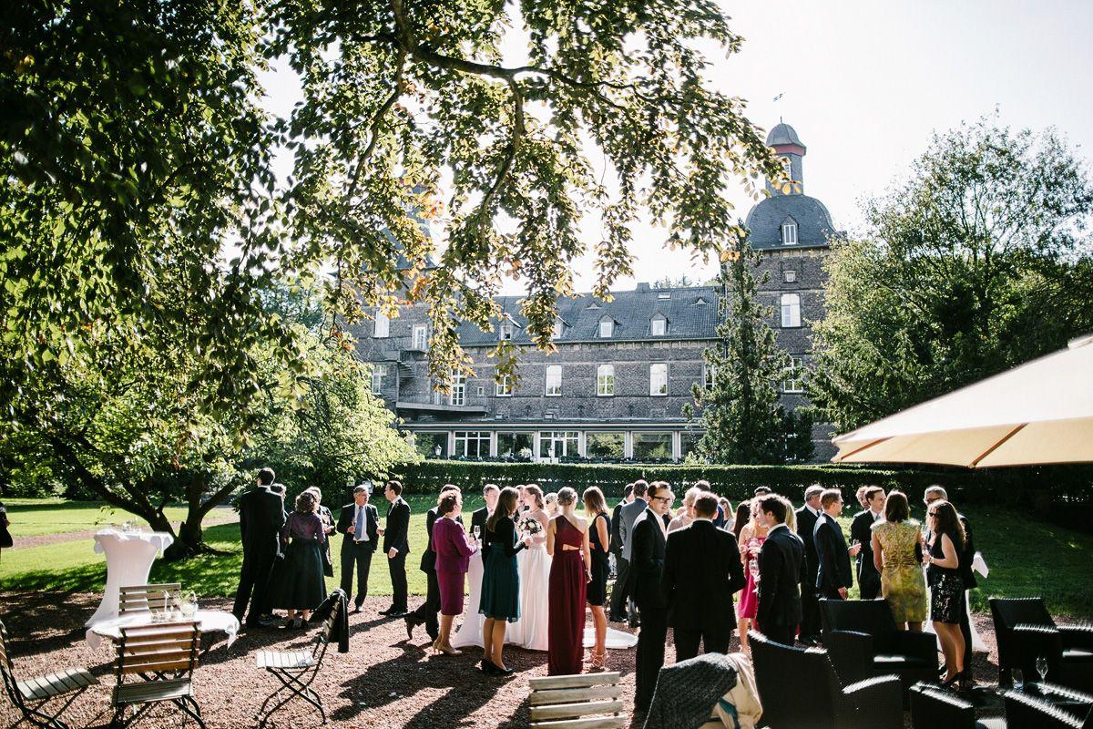 Hochzeit Schlosshotel Hugenpoet