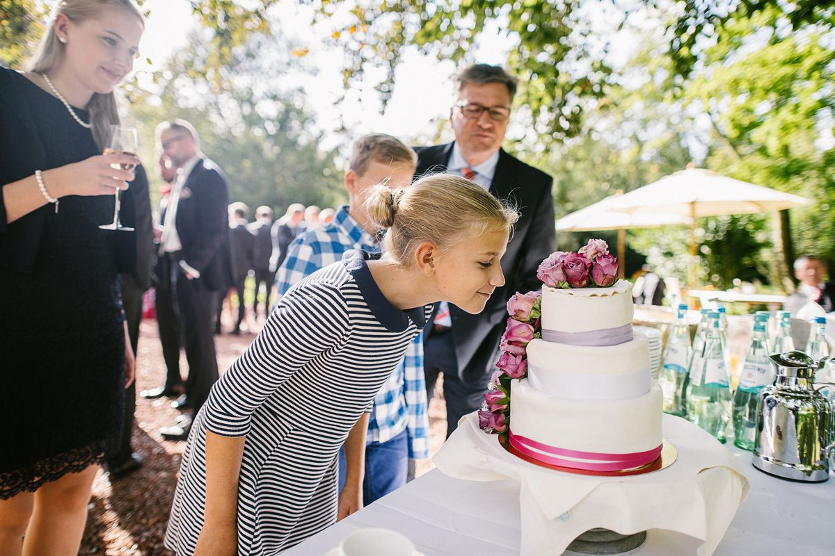 Hochzeitstorte Hugenpoet
