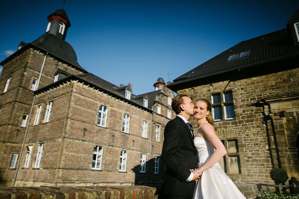 Heiraten Schlosshotel Hugenpoet