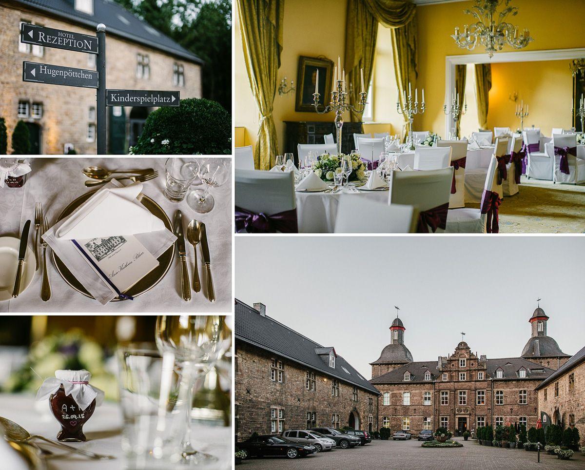 heiraten auf Schlosshotel Hugenpoet