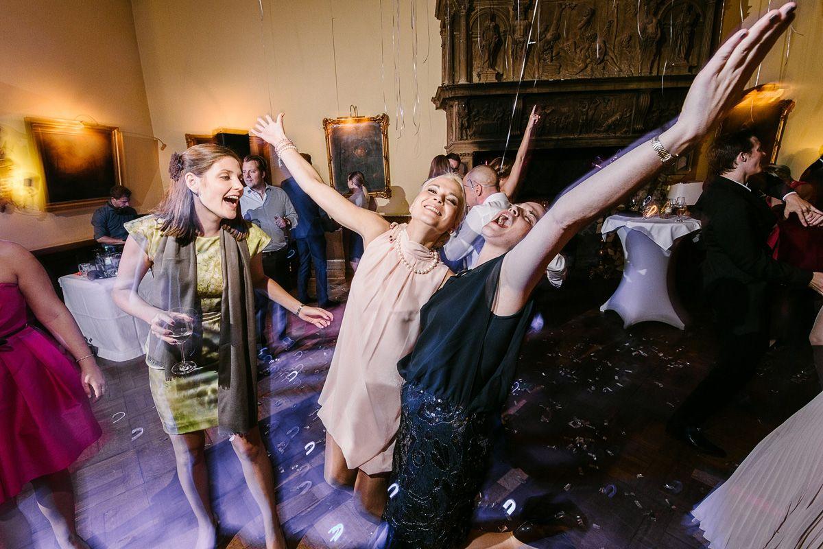 party schlosshotel hugenpoet
