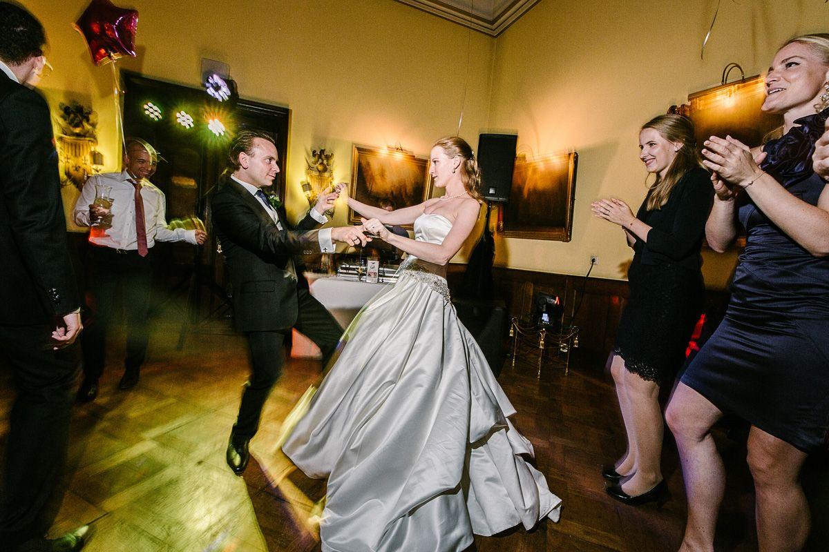 Erste tanz