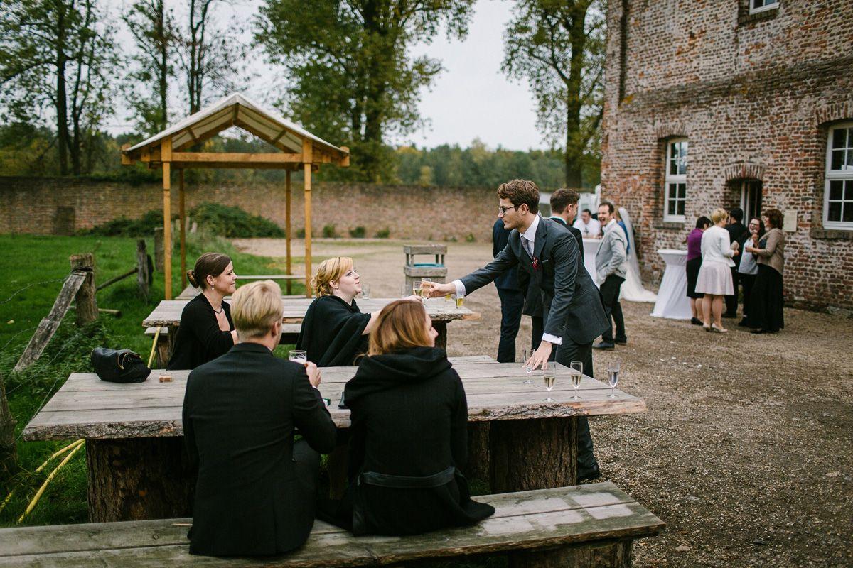Hochzeit in Kloster Graefenthal
