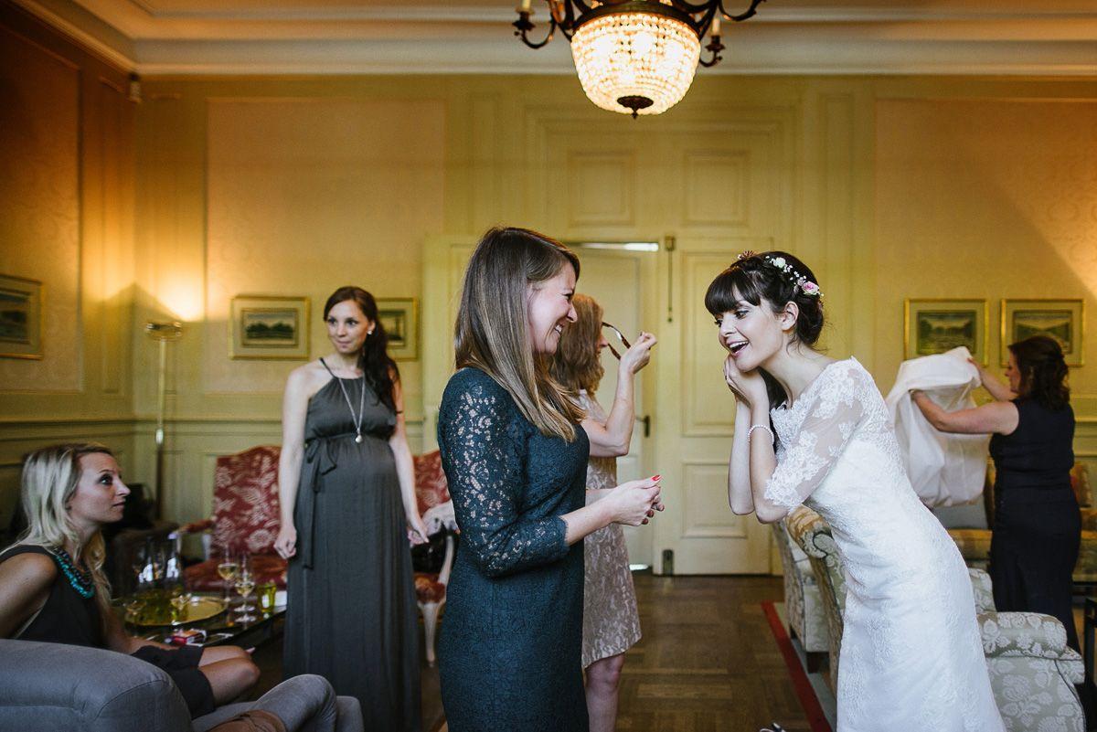 gefühlvolle Hochzeit