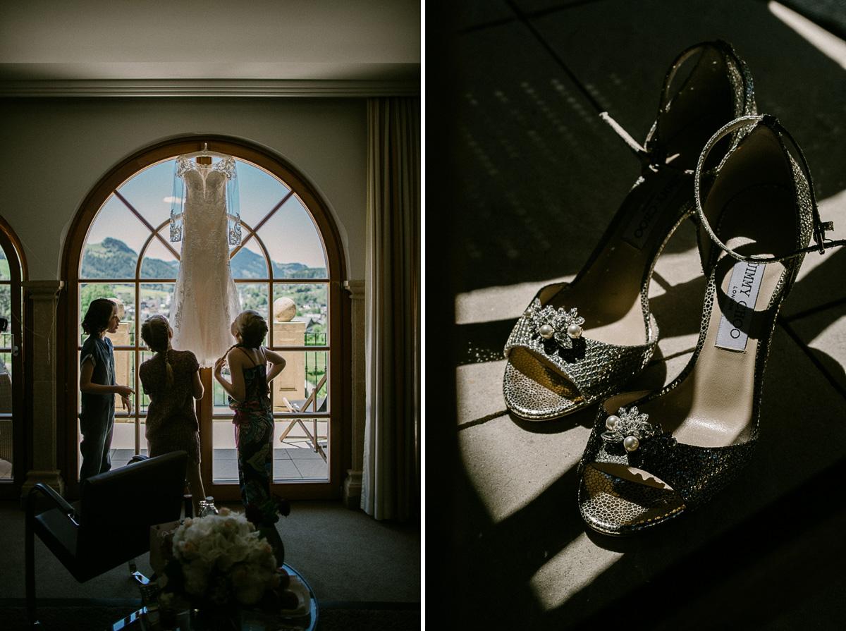 jimmy shoe Hochzeitschue