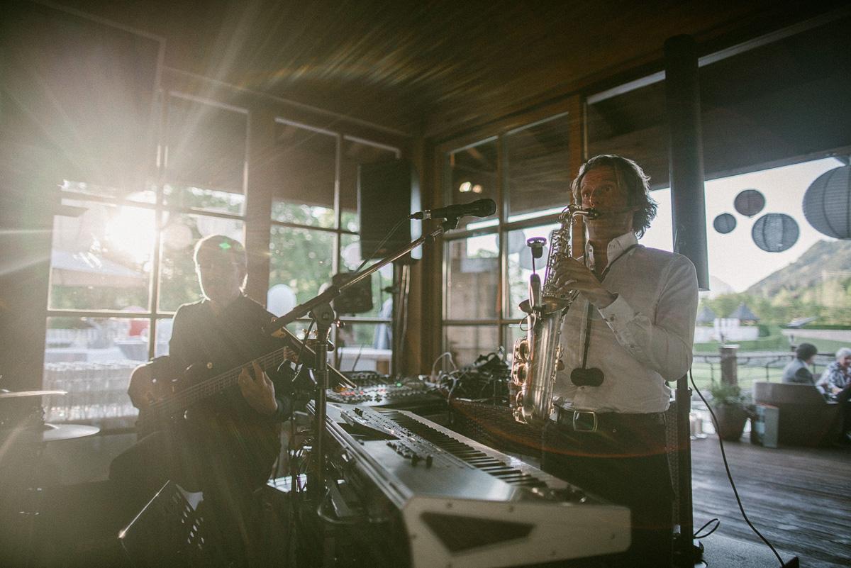 musik in A-ROSA Hotel, Kitzbühel