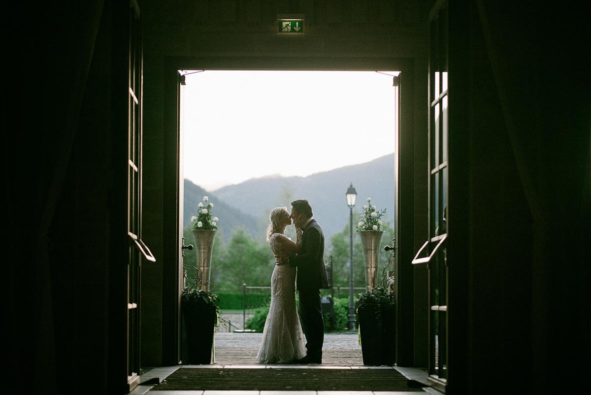 romantische Hochzeit Kitzbühel