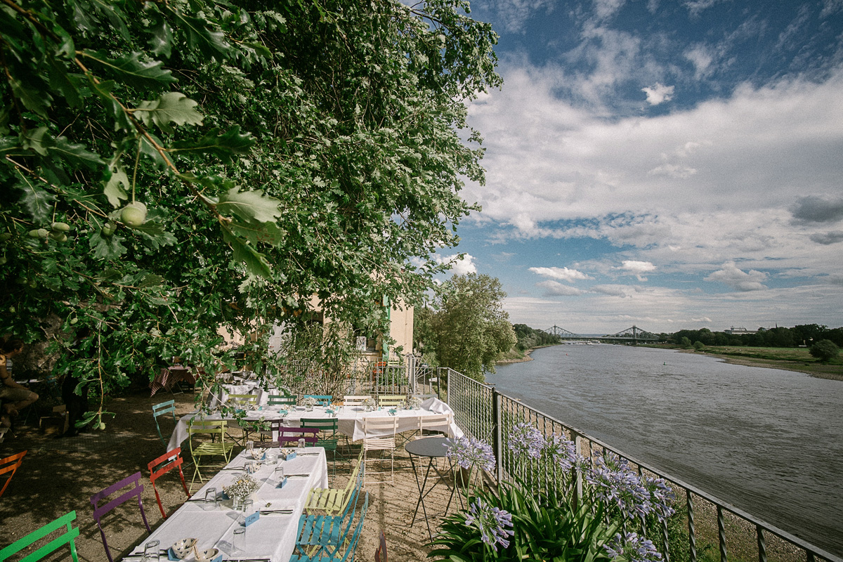 Café Os2 hochzeit