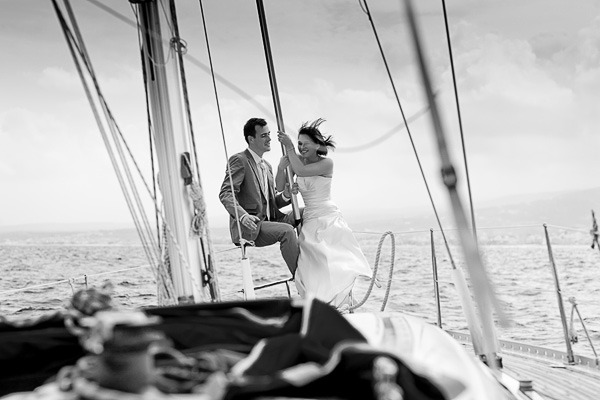 Hochzeitsreise in Griechenland. Greece Wedding Photographer