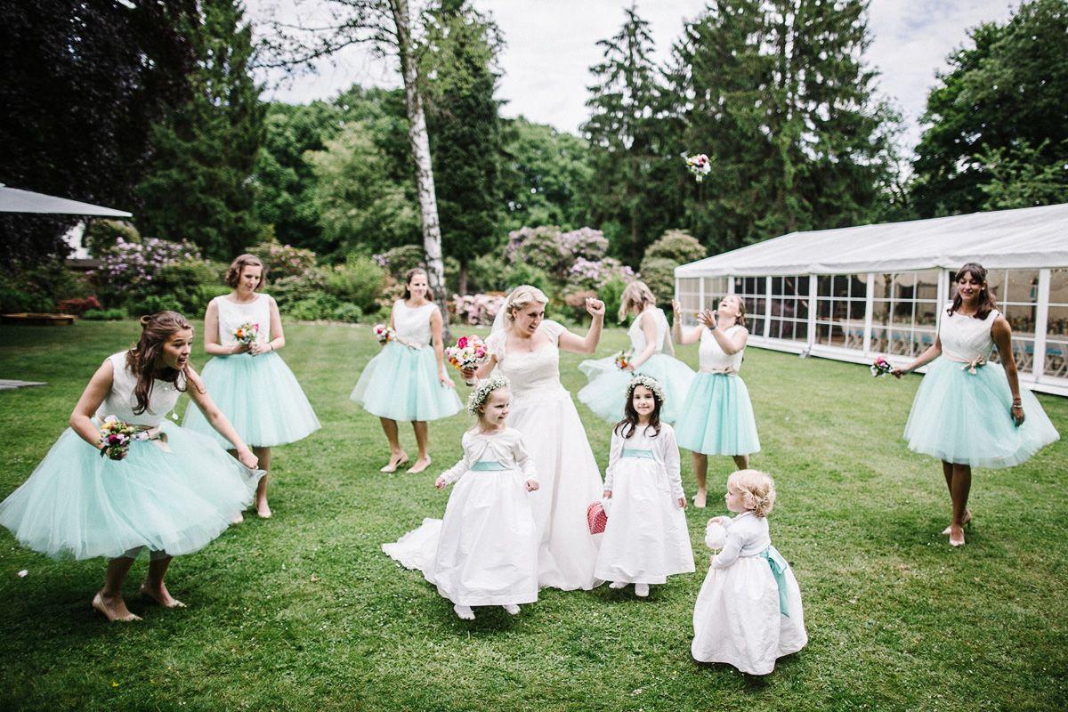 Frühsommerliche DIY-Hochzeit in Dorsten. Hochzeitsfotograf Dorsten